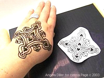 Becoming moonlight pattern transfer paper for Tattoo transfer paper