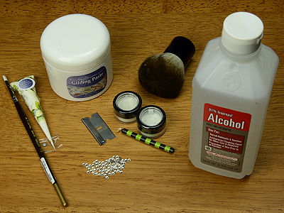materials to create white henna