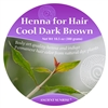 Sample Ancient Sunrise Henna For Hair Cool Dark Brunette