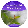 Sample Ancient Sunrise Henna Warm Black Kit