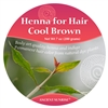 Sample Ancient Sunrise Henna for Hair Cool Brunette Kit