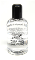 Mehron mixing liquid - body art product
