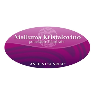 Ancient Sunrise Malluma Kristalovino for Henna dye release